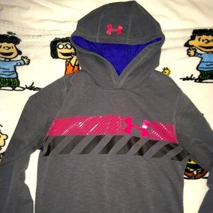 Under armor hoodie Pre-loved Youth XL